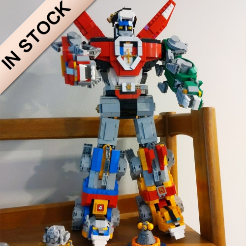 Ideas Voltron 2321 PCS building blocks bricks toys 21311 16057 39125 1130 11011 83034 180054 S7314 Ship From Canada Ship From Europe